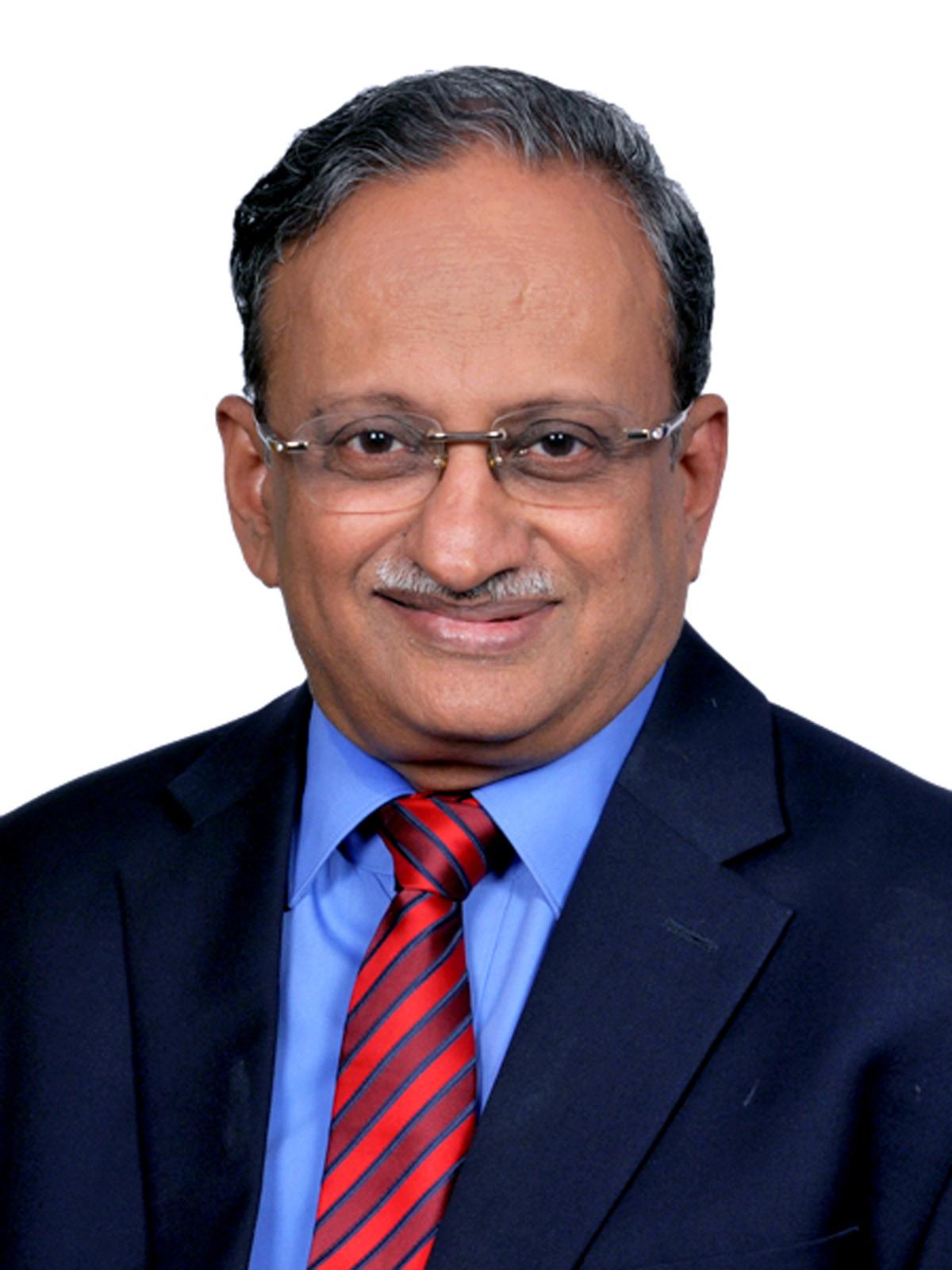 K Ravishankar