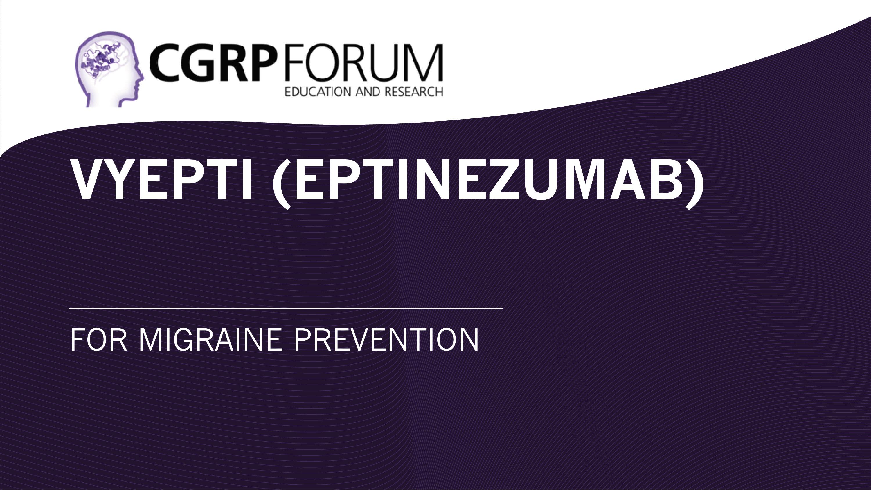 Eptinezumab